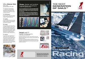 racing brochüre