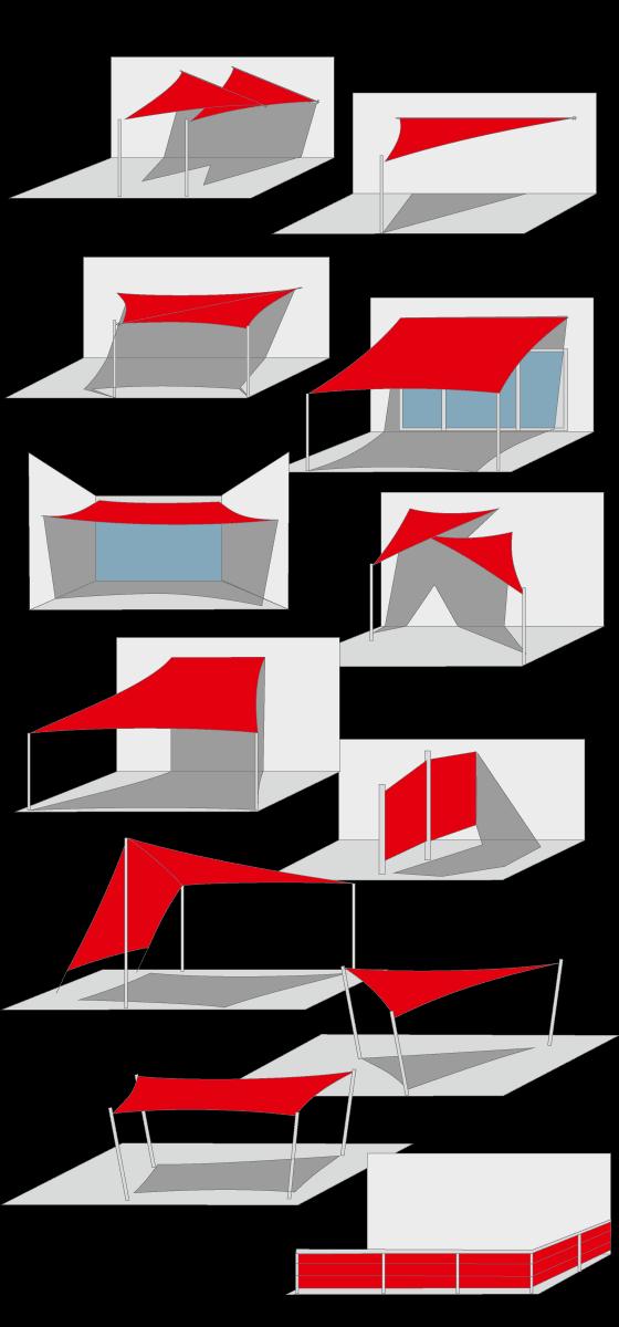 Aufbauvarianten